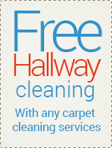 Free Hallway Cleaning